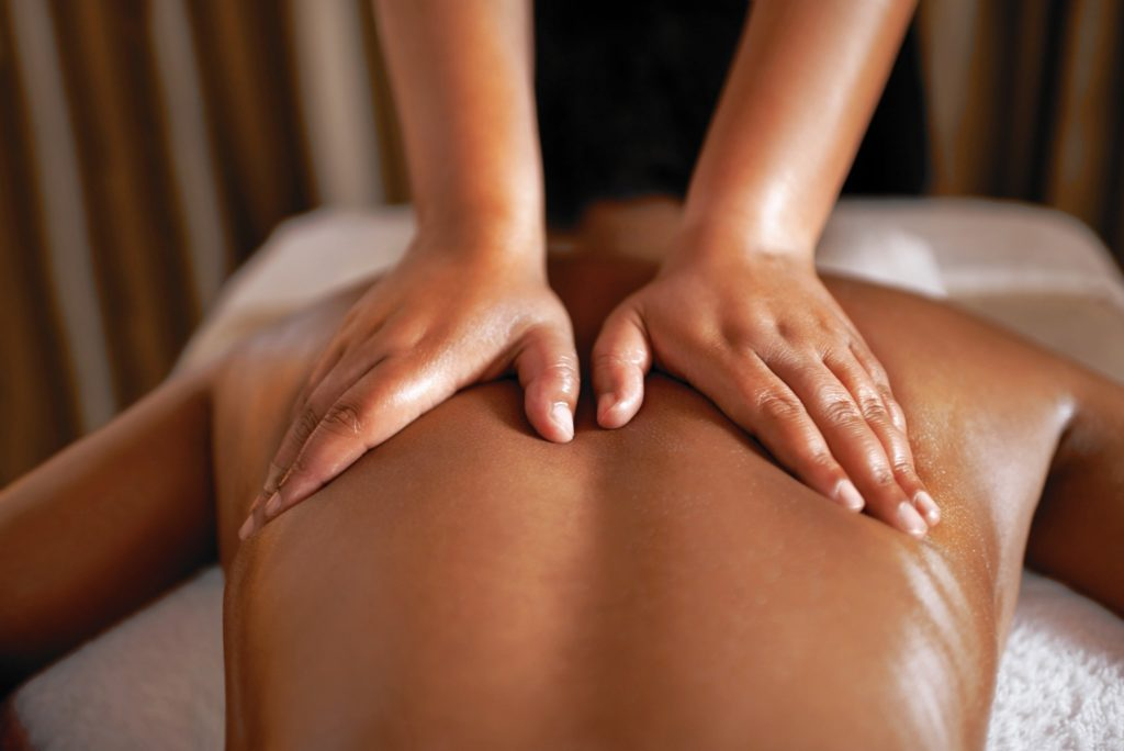 Get Rid From Depression with the Help of Spa and Massage Therapies