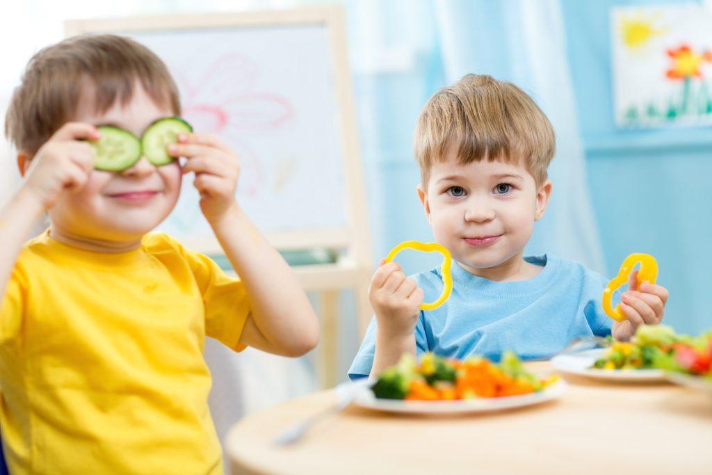 Multivitamin Supplementation For Children