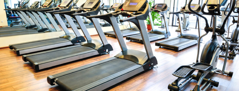 Trend of Fitness Equipment in India